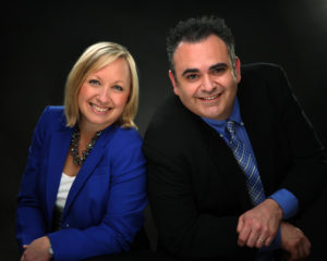 Dental Hygiene Consulting Trina Poulsen and Santiago Valdez