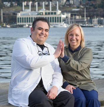 Trina Poulsen & Santiago Valdez RDH Coaches
